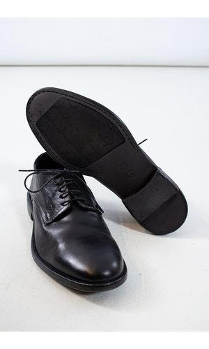 Moma Moma Lace-up Shoe / 16901 / Black