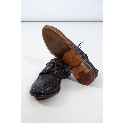 Moma Moma Lace-up Shoe / 21903 / Brown
