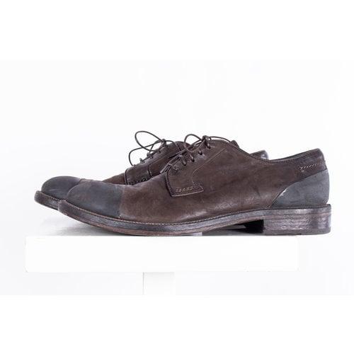 Moma Moma Shoe / 2AW063 / Brown
