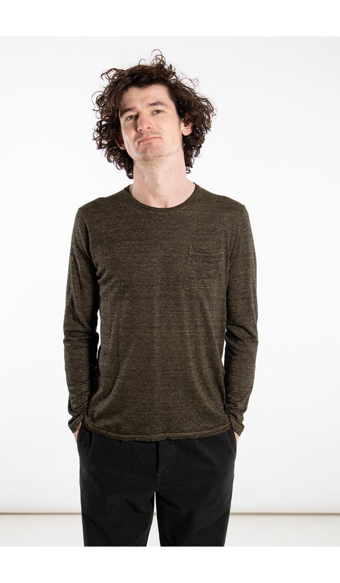 Roberto Collina Roberto Collina T-Shirt / RC66001 / Groen