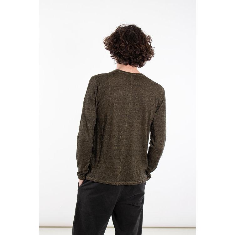 Roberto Collina Roberto Collina T-Shirt / RC66001 / Green