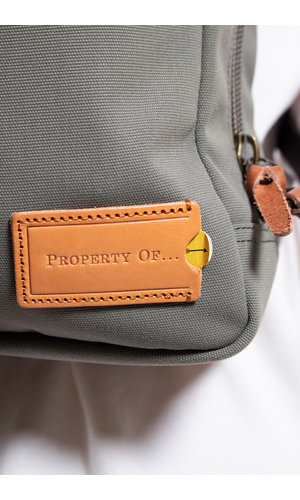 Property of.. Property Of... Rugzak / Charlie 12h / Grijs