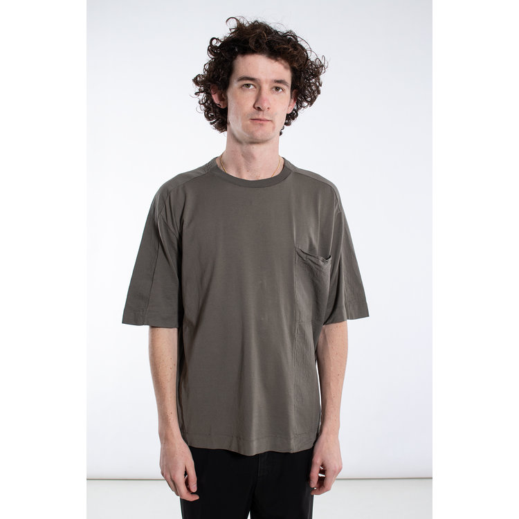 Transit Transit T-Shirt / CFUTRK1363 / Grey