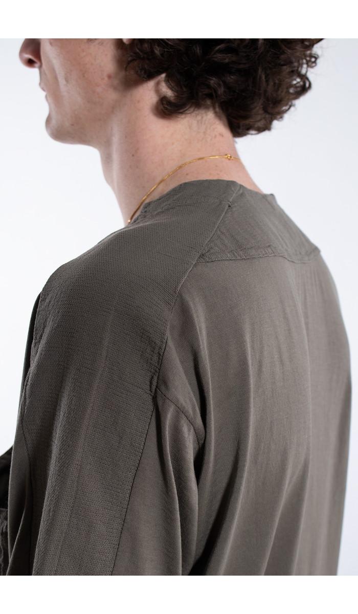 Transit Transit T-Shirt / CFUTRK1363 / Grijs