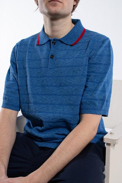 Marni Marni Polo Shirt / POMG0025Q0 / Blue