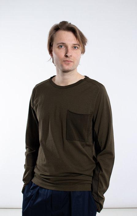 Transit Transit T-Shirt / CFUTRK1362 / U04 Forest