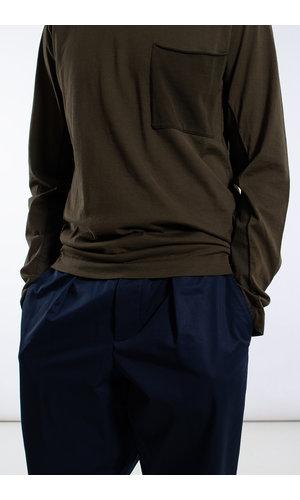 Transit Transit T-Shirt / CFUTRK1362 / Groen