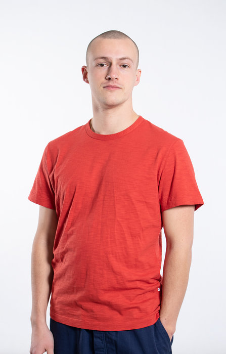 7d 7d T-shirt / Fifty-Two / Red