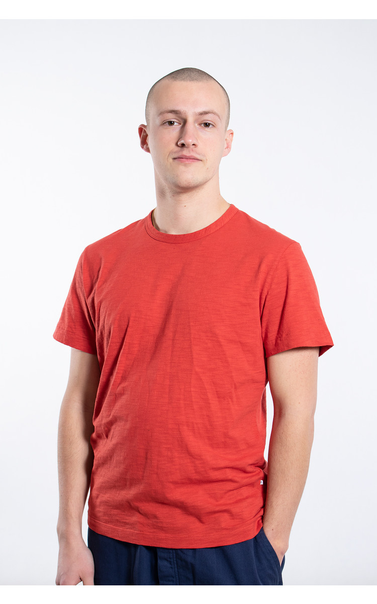 7d 7d T-shirt / Fifty-Two / Rood