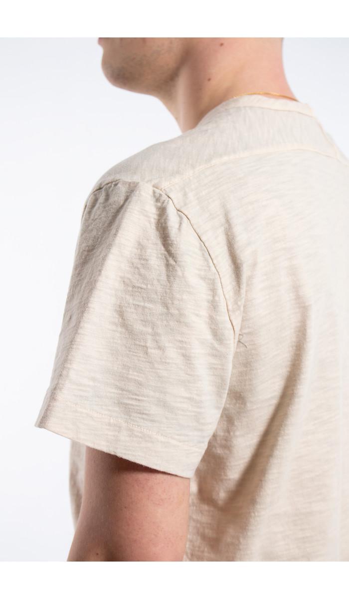 7d 7d T-shirt / Fifty-Two / Beige