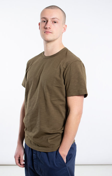 7d 7d T-Shirt / Fifty-Two / Olive