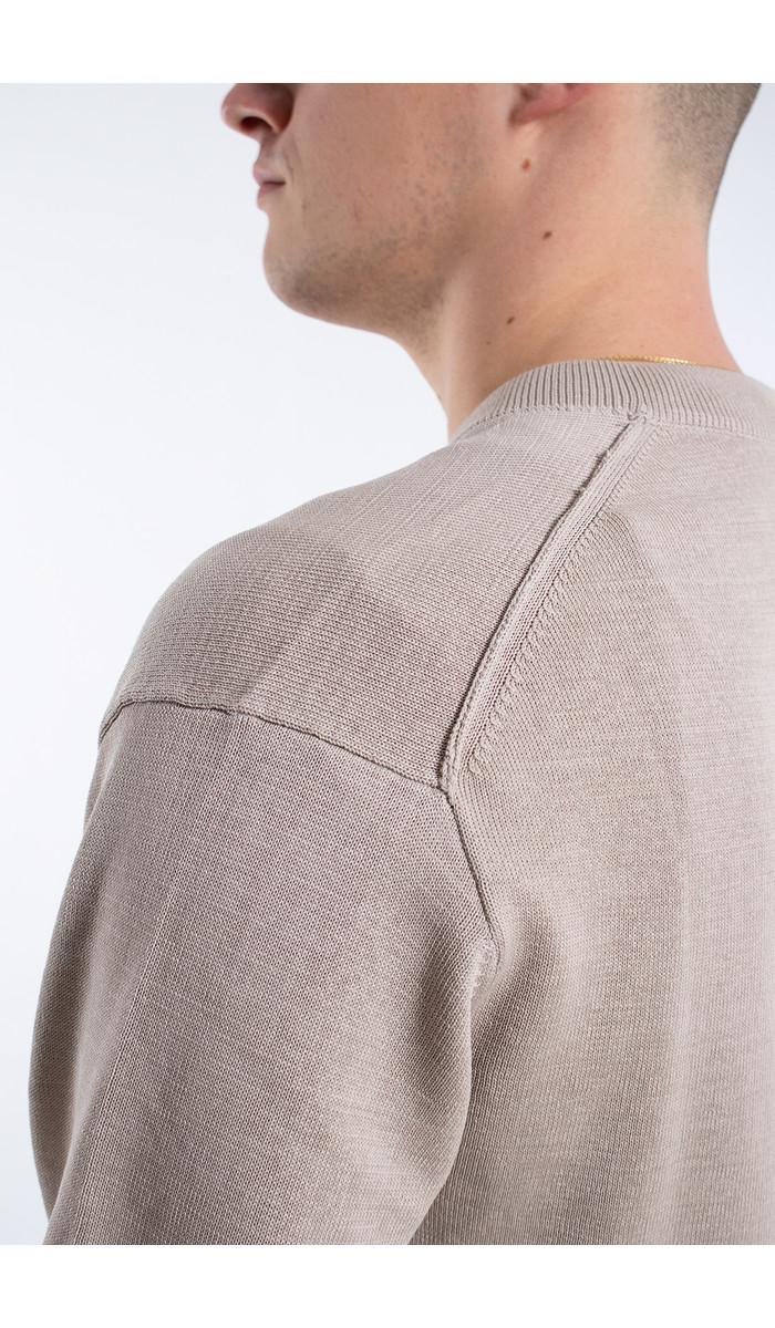 7d 7d Sweater / Two / Beige