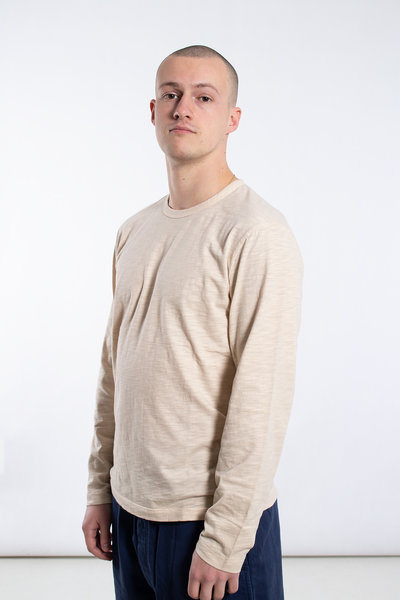7d 7d T-Shirt / Fifty-One / Beige