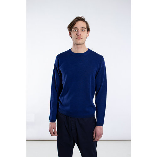 7d 7d Sweater / Nine / Blue