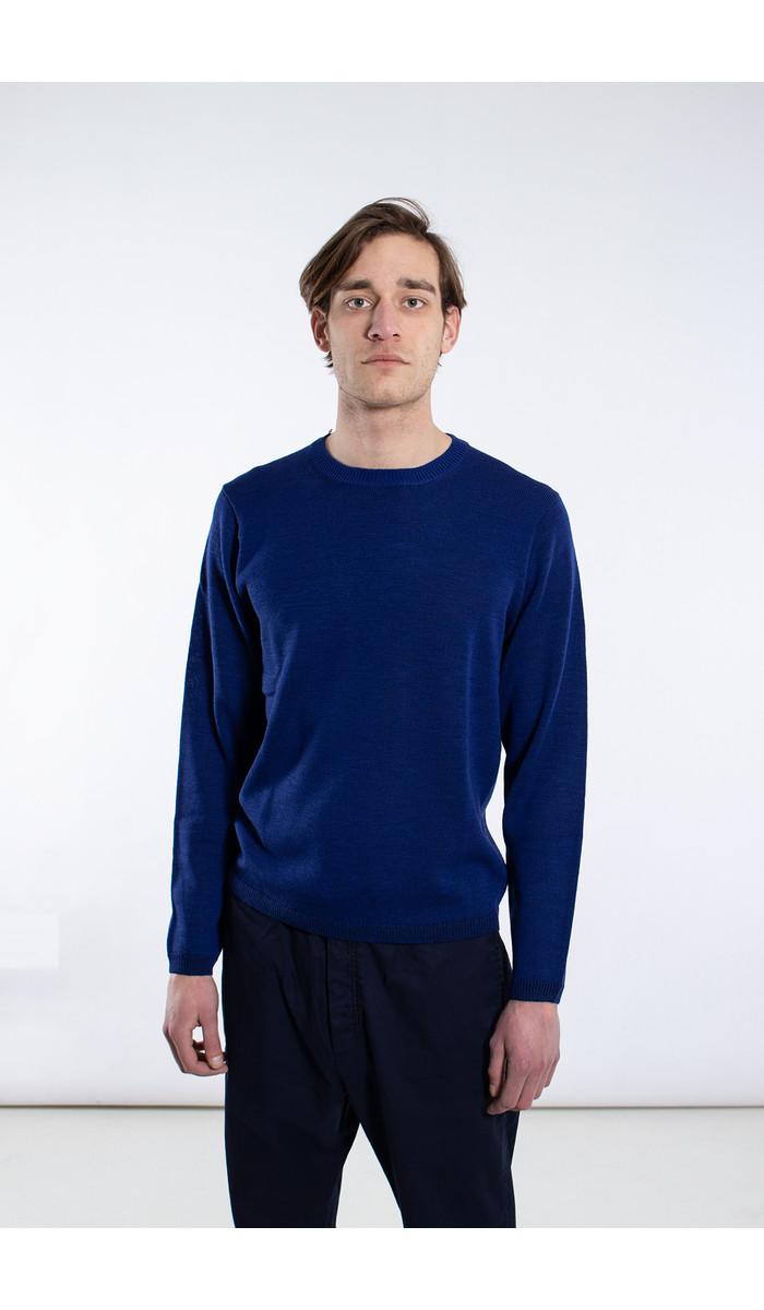 7d 7d Sweater / Nine / Blue