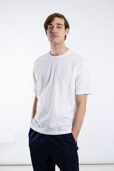 7d 7d T-Shirt / Seventy-Two / Wit