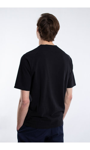 7d 7d T-Shirt / Seventy-Two / Zwart