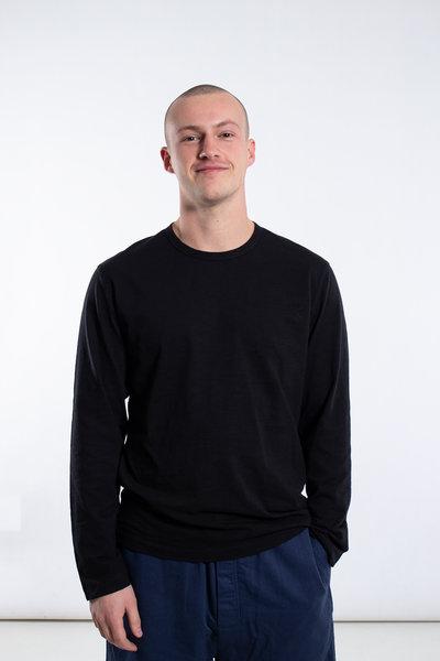 7d 7d T-Shirt / Fifty-One / Black