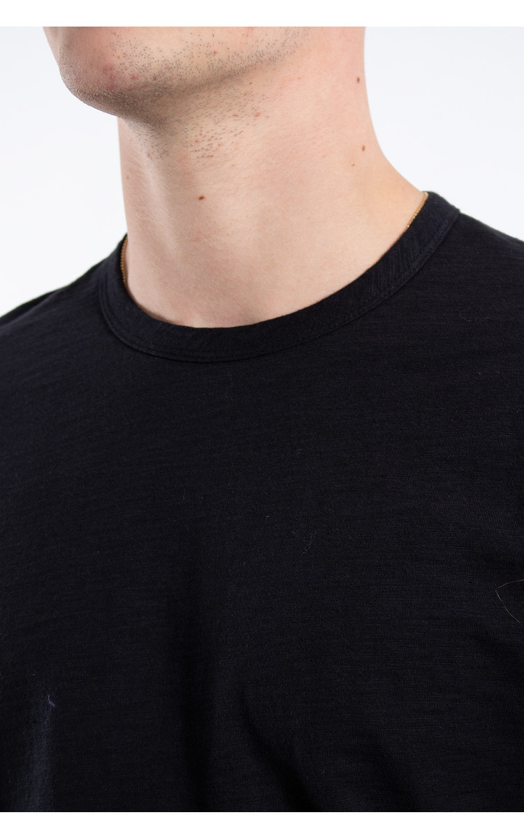 7d 7d T-Shirt / Fifty-One / Zwart