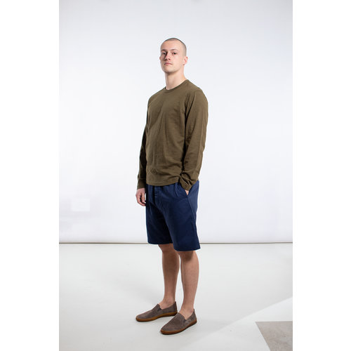7d 7d T-Shirt / Fifty-One / Olive