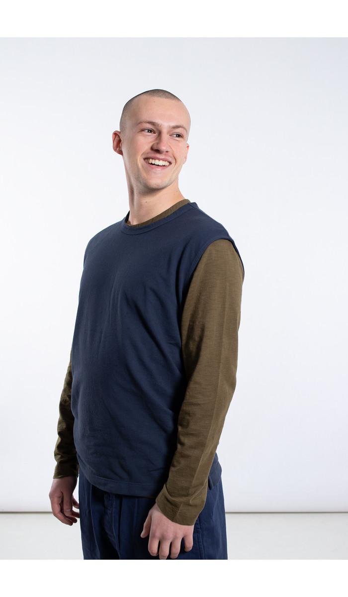 7d 7d Shirt / Seventy-Four / Blauw