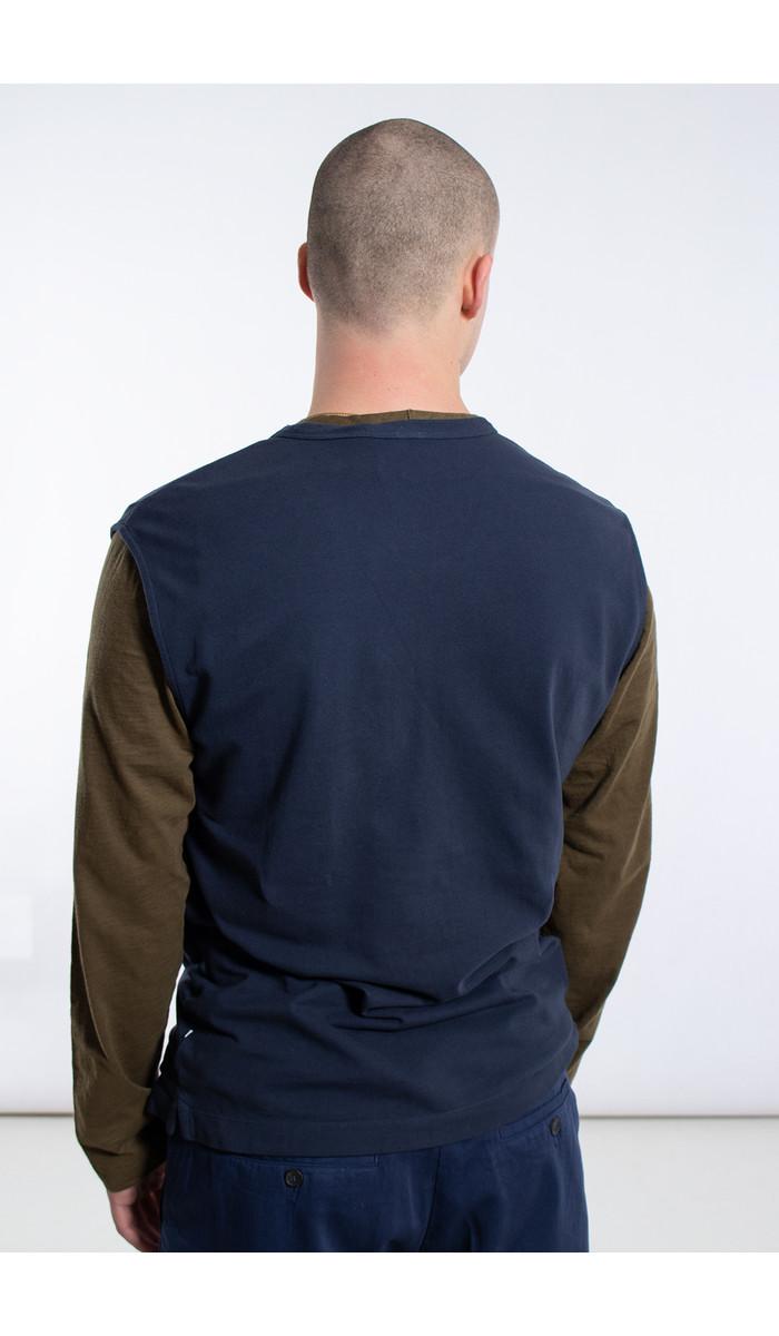 7d 7d Shirt / Seventy-Four / Blue