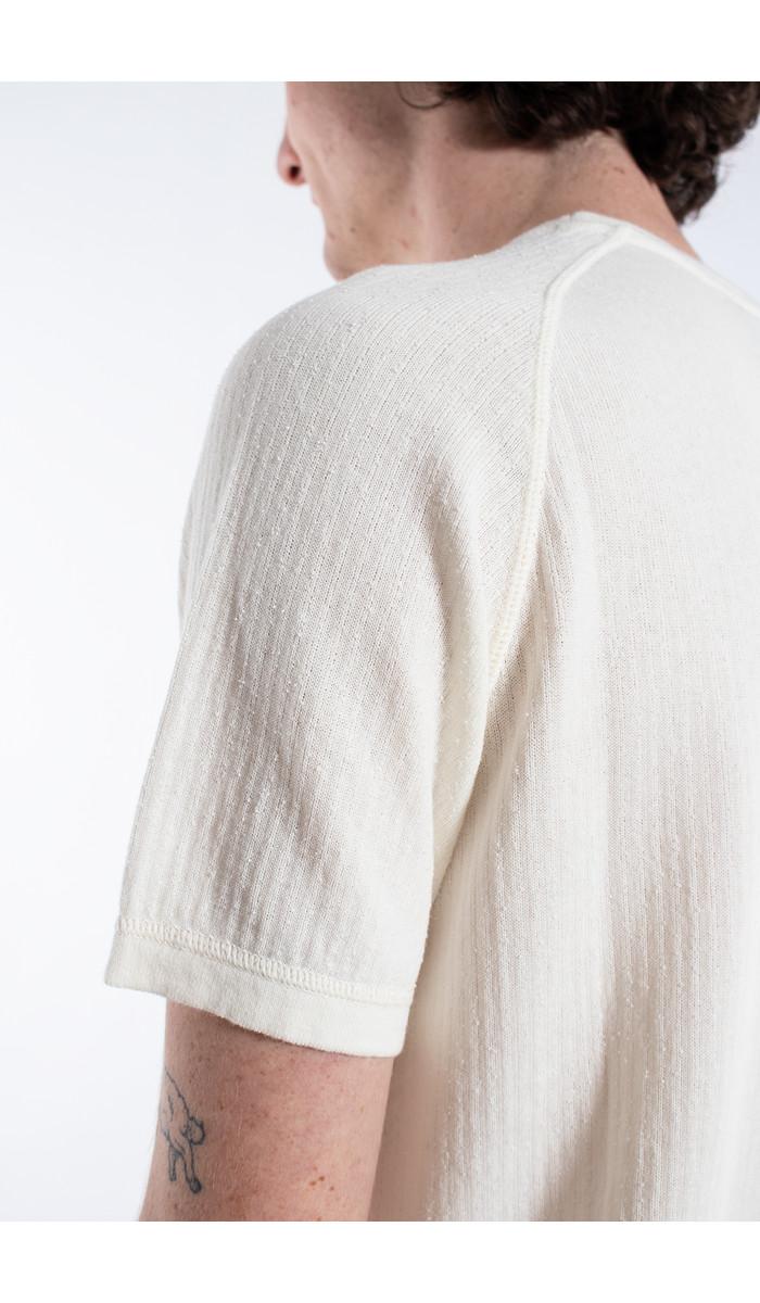 Mc Lauren Mc Lauren T-Shirt / Murdok / Wit