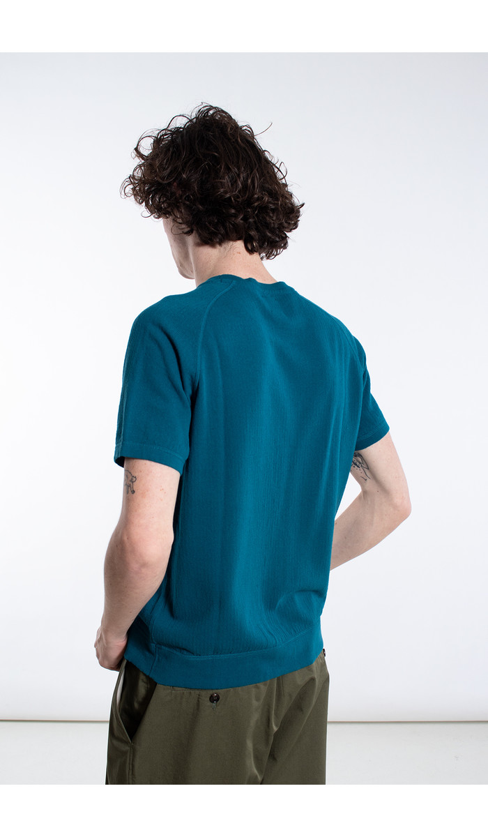 Mc Lauren Mc Lauren T-Shirt / Murdok / Cyaan