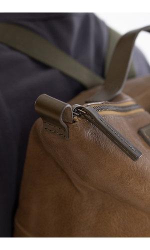 Ally Capellino Ally Capellino Backpack / Hoy / Moss