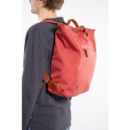 Ally Capellino Ally Capellino Backpack / Hoy Travel Cycle / Red