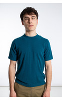 McLauren T-Shirt / Bert / Cyaan