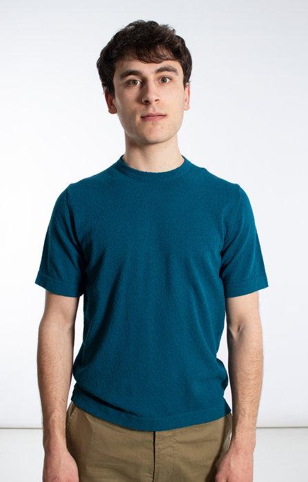 Mc Lauren McLauren T-Shirt / Bert / Cyan