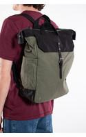 Ally Capellino Backpack / Fin Hybrid Waxy / Black