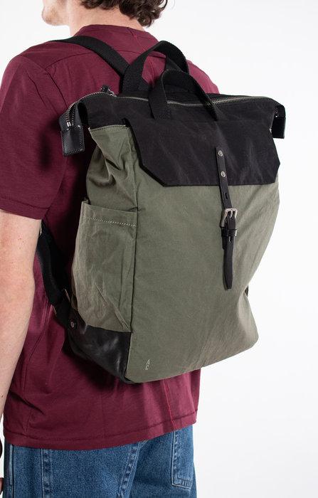 Ally Capellino Ally Capellino Backpack / Fin Hybrid Waxy / Black