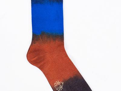 Alto Milano Alto Milano Sock / Lupo / Multi Blue