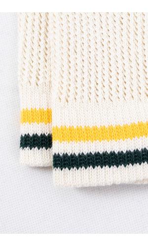 Alto Milano Alto Milano Sok / Crochet / Wit