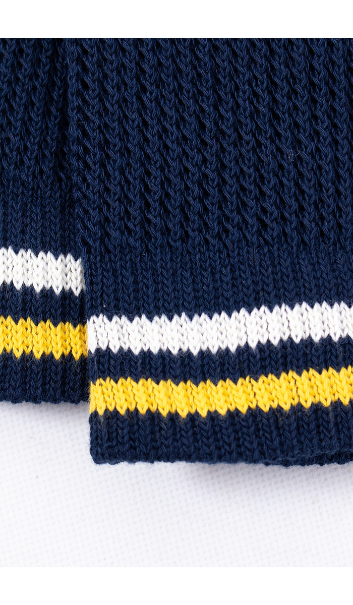 Alto Milano Alto Milano Sok / Crochet / Navy