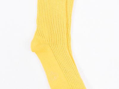 Alto Milano Alto Milano Sock / Crochet / Yellow