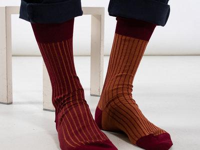Alto Milano Alto Milano Sock / Pointer / Red