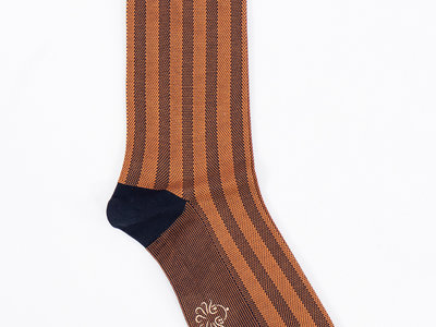 Alto Milano Alto Milano Sock / Breton / Cacao