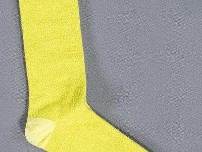 Alto Milano Alto Milano Sock / Steppa Corto / Yellow
