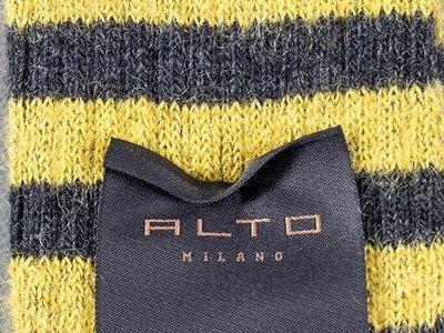 Alto Milano Alto Milano Sock / Taxi Lungo / Grey