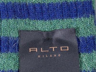 Alto Milano Alto Milano Sock / Taxi Lungo / Blue