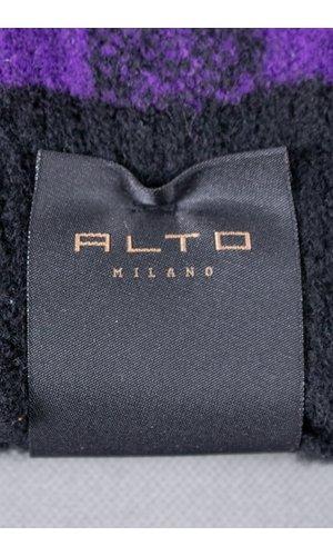 Alto Milano Alto Milano Sok / Scacco Corto / Paars
