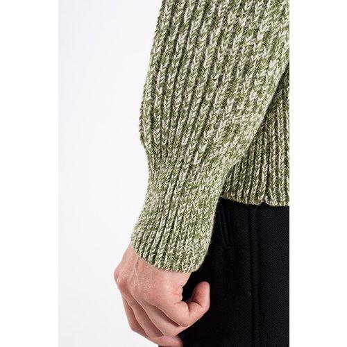 Ami Ami Sweater / H19K005.011 / Green / L
