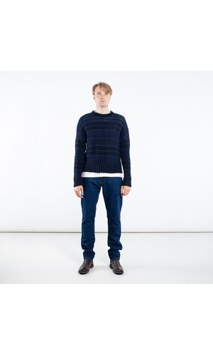 Ami Ami Sweater / E19K020.009 / Navy