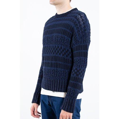 Ami Ami Sweater / E19K020.009 / Navy