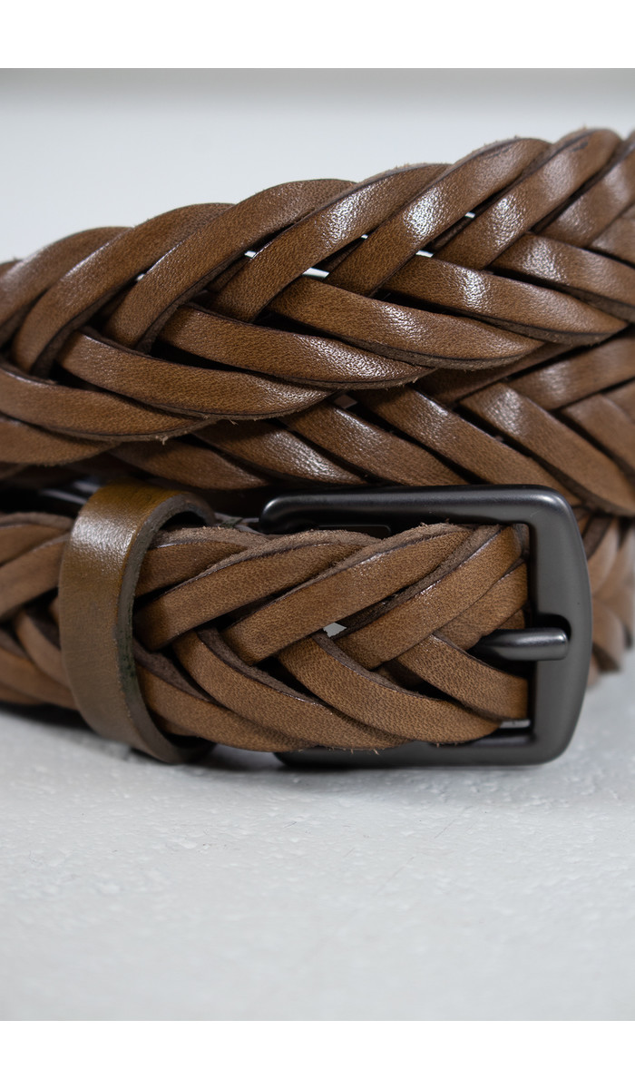 Anderson's Anderson's Belt / A2781 / Olive