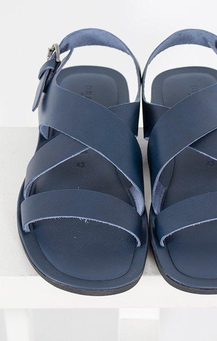 Brador Brador Sandal / 46518 Vacchetta / Blue