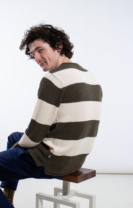 Castart Castart Sweater / Humber / Green White